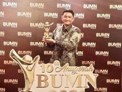 JICT Kembali Raih Anugerah BUMN Award 2021