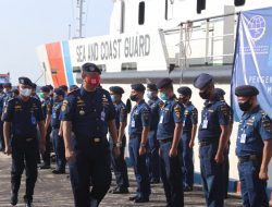 JELANG LEBARAN: PLP Tanjung Uban Pantau Pergerakan Kapal Penumpang di Kepri