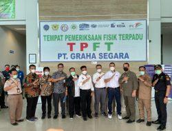 Mentan Kunjungi TPFT Graha Segara, Pantau Layanan Inspeksi Karantina