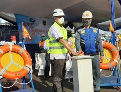 JICT Luncurkan Movable Lifebuoy Platform untuk Pekerja saat Kapal Sandar & Labuh