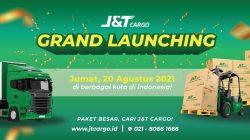 J&T Group Usung Tagline 'Paket Besar, Cari J&T Cargo'