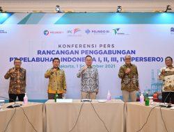 Rancangan Integrasi Pelindo: PT Pelindo I,III & IV, Akan Bubar demi Hukum tanpa Likuidasi