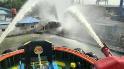 Pasca Kebakaran di Kade IPC TPK , Manajamen Klaim Tak Ada Gangguan Operasional